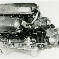 Lion Series VIIB engine: Napier