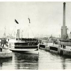 Coble Dene Dock