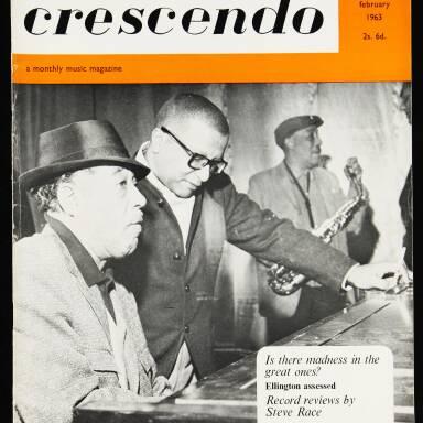 Crescendo 1963 February