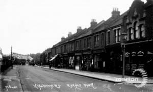 Kingston Road: Looking East