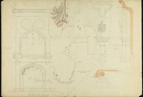 Page 1 of sketchbook 5