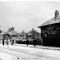 Crosby Road South, May 1941