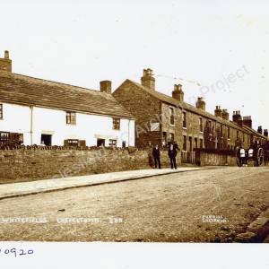 Sussex Road, Chapeltown.
