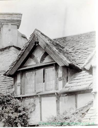 The Lolme, Eardisley, dormer window