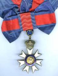 KCMG - The Most Distinguished Order of St. Michael & St. George