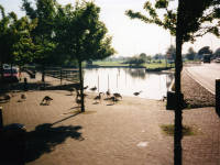 Upper Green East, Mitcham: Three Kings Pond