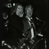 Kathy Stobart and Jimmy Skidmore