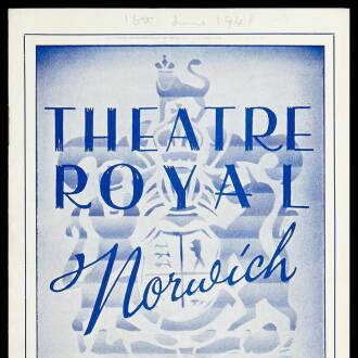 New Theatre Royal, Norwich, June 1941