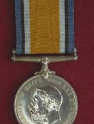 British War Medal 1914-1920