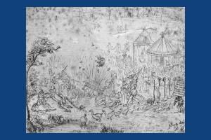 May Bank Holiday at Mitcham AD 1580