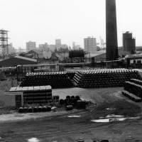 Hawthorne Road Tar Distillery, Litherland, 1987