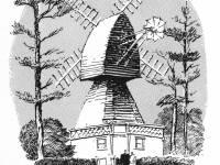 Wimbledon windmill, Wimbledon Common