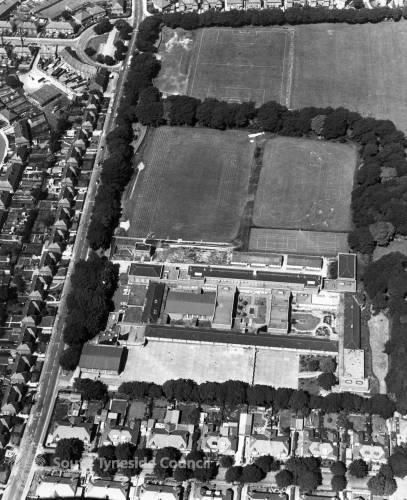 Cleadon Park Comprehensive School