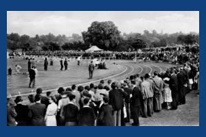 The Running Track, Wimbledon Park