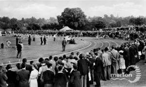 The Running Track, Wimbledon Park