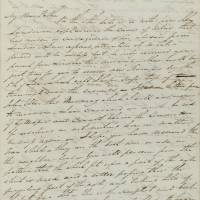 Letters from Robert Stephenson
