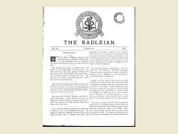The Radleian 1889 - No.189 March
