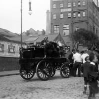 Bootle Fire Brigade and Carriage