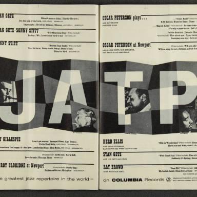 Norman Granz' Jazz at the Philharmonic First British Tour 1958 010