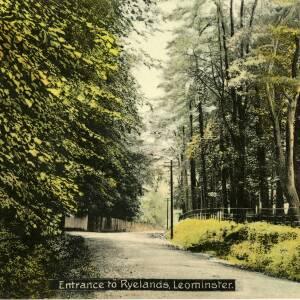 POP011 Entrance to Ryelands, Leominster c1908.jpg