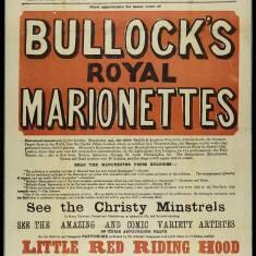 Bullock's Royal Marionettes