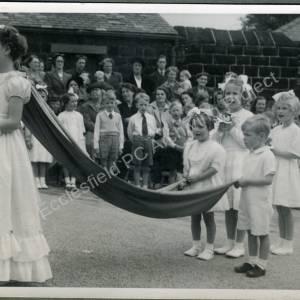 1952. 42nd May Queen Helen Sykes (a)