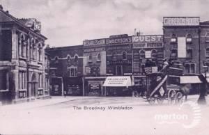 Broadway, Wimbledon