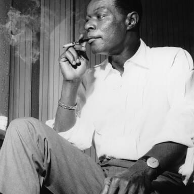 Nat King Cole, 1963.