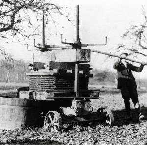 Cider Making, portable equipment