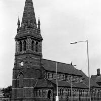 Christ Church Bootle in 1987