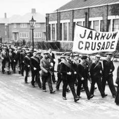 Jarrow Marchers