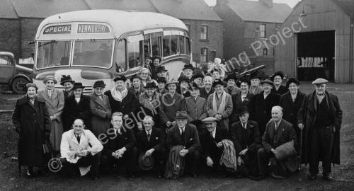 Kenworthy's of Chapeltown coach trip