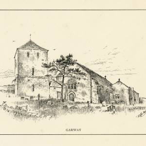 Li14789 Herefordshire - Garway Church - T Raffles Davison delt.jpg