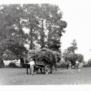 Harvest Time, Wellesbourne, 1932