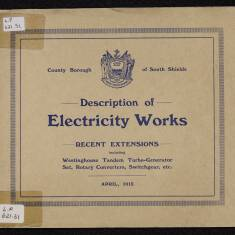 Description of Electricity Works