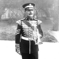 Sgt. George Morgan, Coldstream Guards Band
