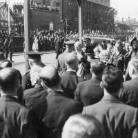 Visit of King George VI and Queen Elizabeth, Bootle, May 1938