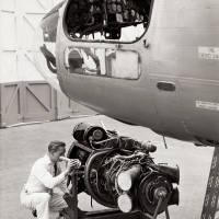Gazelle 1,260/2,000 engine: Napier
