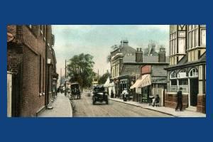 Broadway, London Road, Mitcham