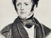 Frederick Marryat: Etching by H. Crickmore