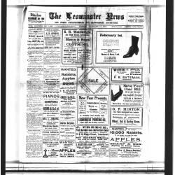 Leominster News - January 1918
