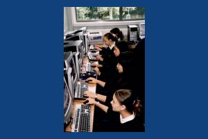 Ricards Lodge School, Wimbledon: Computer Suite