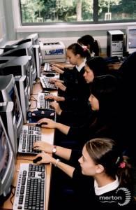 Ricards Lodge School, Wimbledon: Computer Suite
