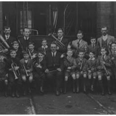 South Shields Corporation Busways Brass Band