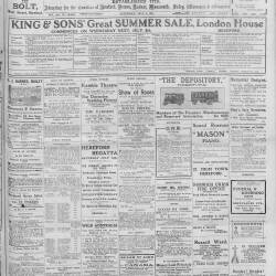 Hereford Journal - July 1914