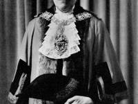 Alick Withall, Mayor of Wimbledon, pictured at Morden Hall