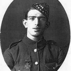 Private Harry Howey Robson VC