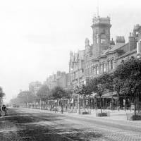 Lord Street Southport before Electrification