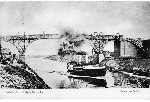 Warburton Bridge