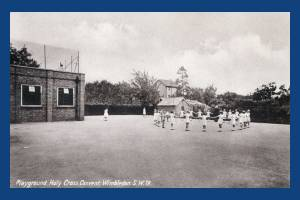 Holy Cross Convent, Wimbledon: Playground